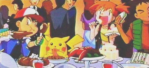 Pokemon dining