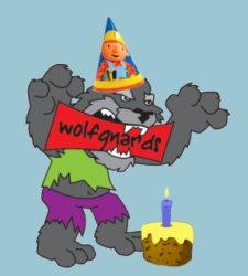 Werewolf Birthday