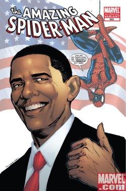 spider-man barack obama