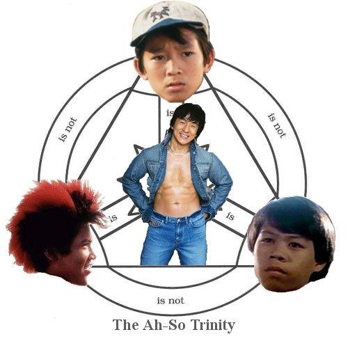 asian trinity
