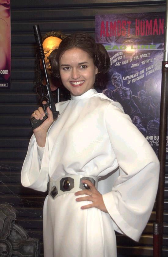 Danica McKellar Star Wars