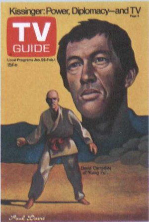 David Carradine TV Guide