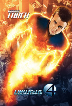 Chris Evans Human Torch