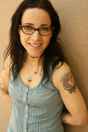 Janeane Garofalo Glasses