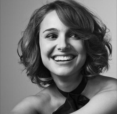 Natalie Portman, Black & White