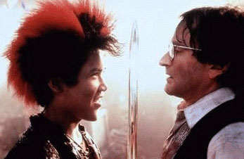 Rufio and Peter