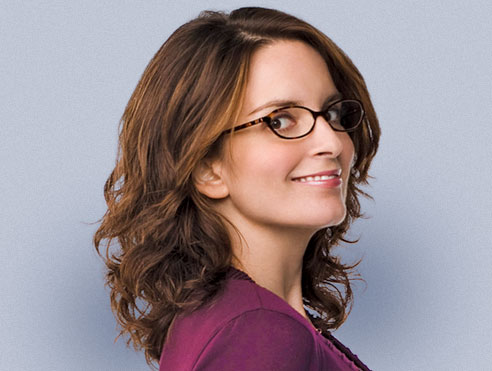 Tina Fey Glasses