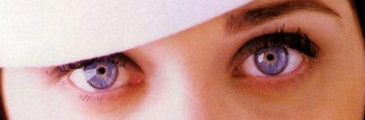 Zooey Deschanel Eyes