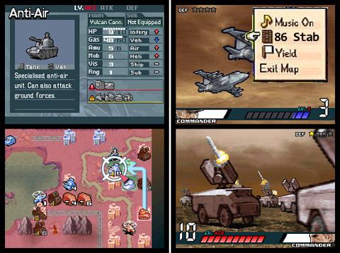 Advance Wars Killing