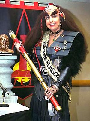 Miss Klingon 1999