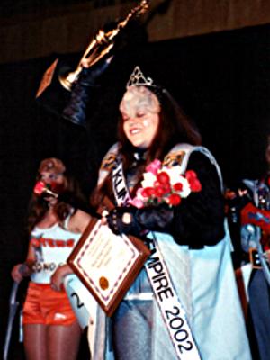 Miss Klingon 2002