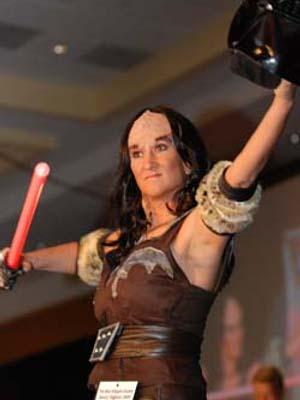 Miss Klingon 2009