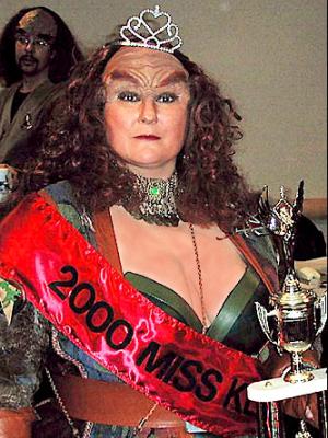 Miss Klingon 2000