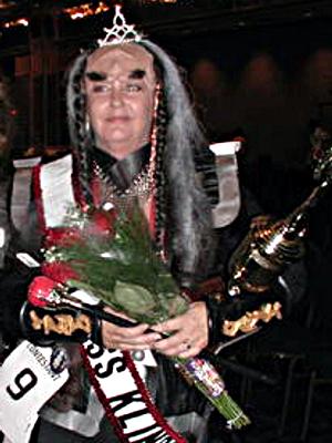Miss Klingon 2001