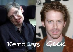 Nerd or Geek
