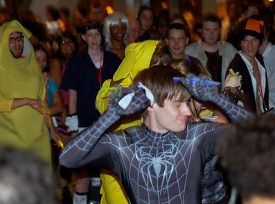 Spider-Rave