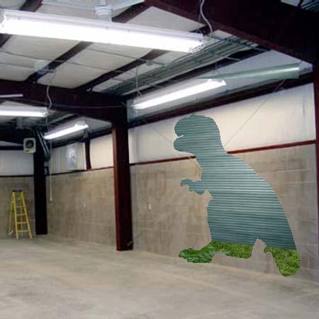 T-Rex Door