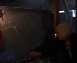 Chalk Board Timeline