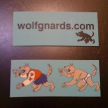Wolf Gnards Card